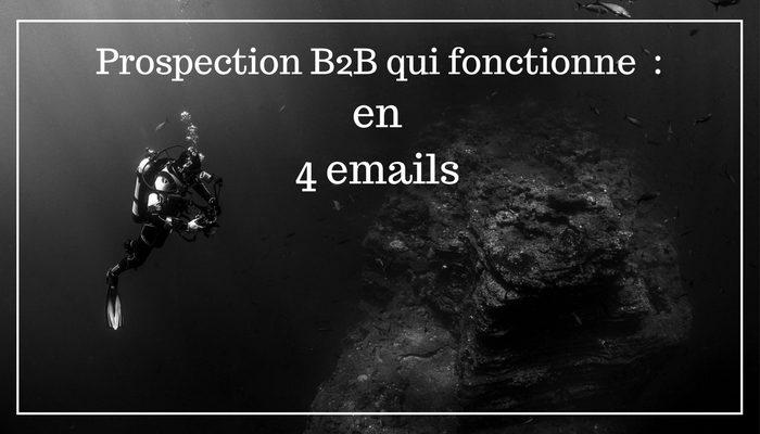emails de prospection B2B
