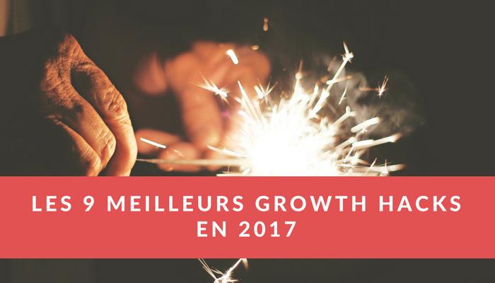 Growth hacks en 2017