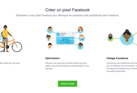 installer le pixel facebook