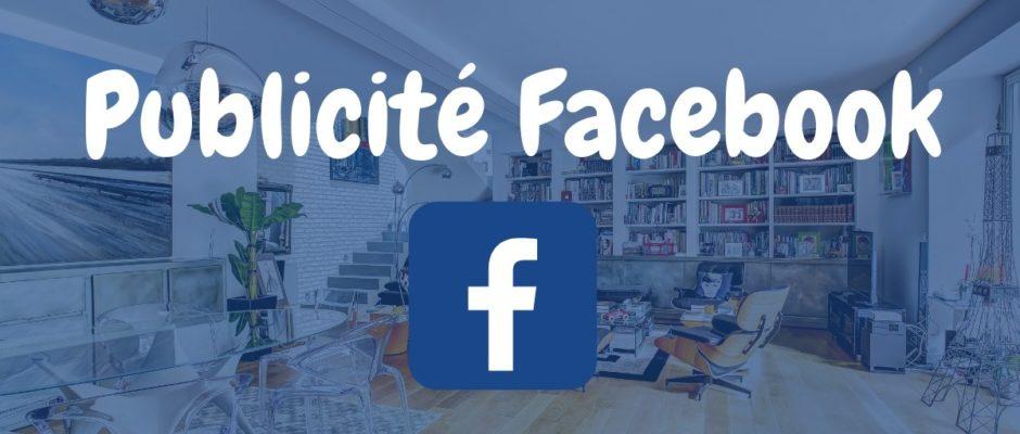 Publicité Facebook en 2019