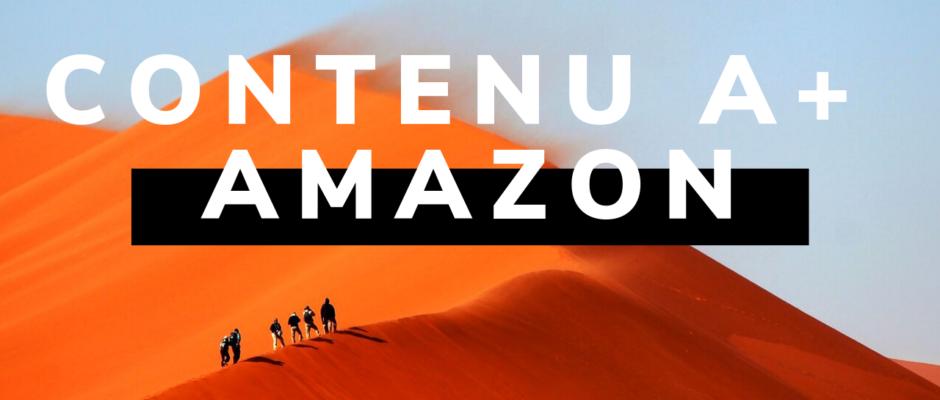 Contenu A+ Amazon